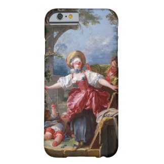 Blind-Man's Bluff by Jean-Honore Fragonard Barely There iPhone 6 Case