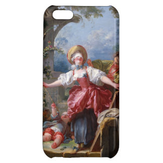 Blind-Mans Bluff by Jean-Honore Fragonard Case For iPhone 5C