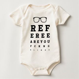 Blind Referee Baby Bodysuit