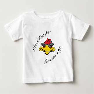 Blind Rooster Baby Tshirts
