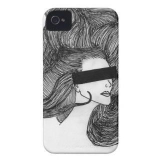 Blind Sided iPhone 4 Case-Mate Case