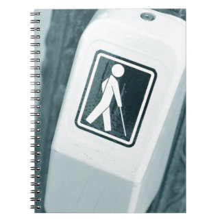 Blind sign design notebook