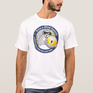 Blind Squirrel 9-Ball T-Shirt