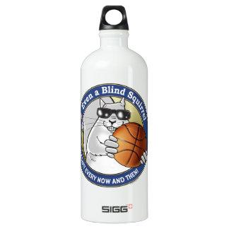 Blind Squirrel Basketball Water Bottle