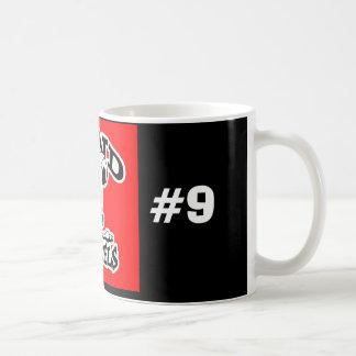 Blind Squirrel Coffee Mug (#9)