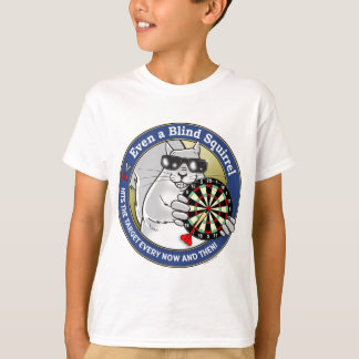 Blind Squirrel Darts T-Shirt