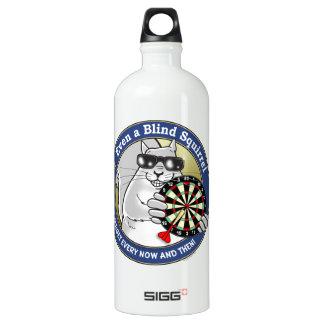 Blind Squirrel Darts Water Bottle
