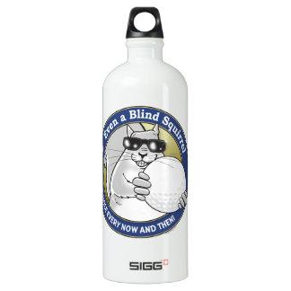 Blind Squirrel Golf Aluminum Water Bottle