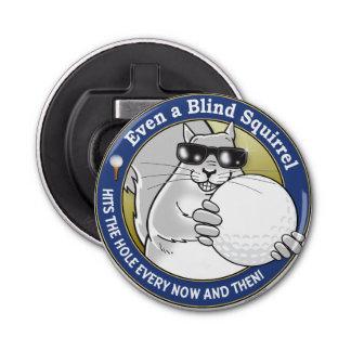 Blind Squirrel Golf Bottle Opener