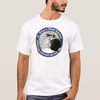Blind Squirrel Hockey T-Shirt