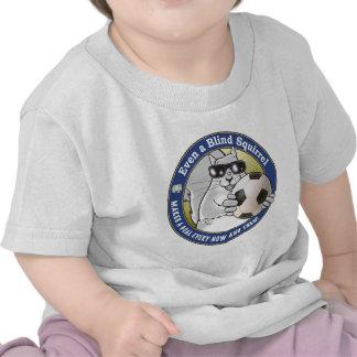 Blind Squirrel Soccer Shirt