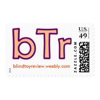 Blind Toy Review Stamps