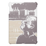 Blinded Man and Factory iPad Mini Cases