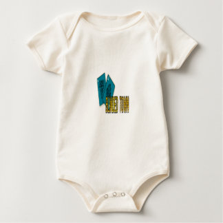 Blinded Town Baby Bodysuit