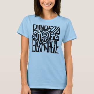 blindfold cover T-Shirt