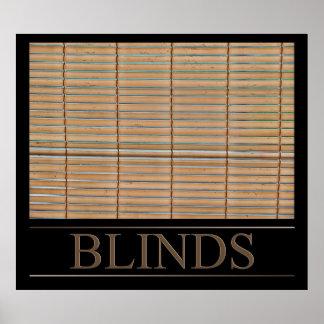 Blinds Poster