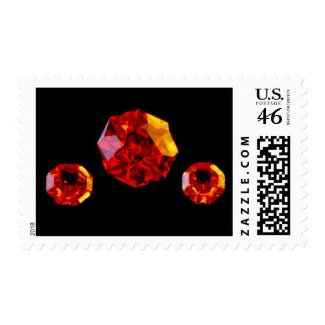 Bling 17 stamp