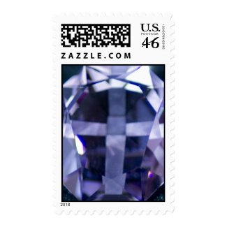 Bling 18 postage stamp