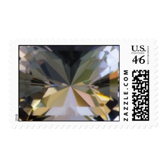 Bling 21 postage stamp