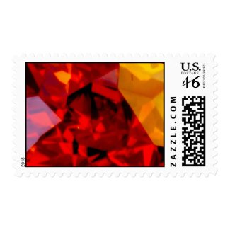Bling 23 postage stamp