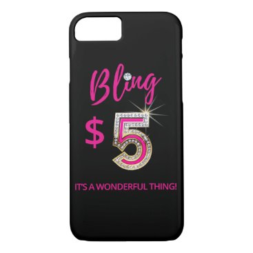 Bling $5 It's to wonderful thing! Paparazzo iPhone 8/7 Case