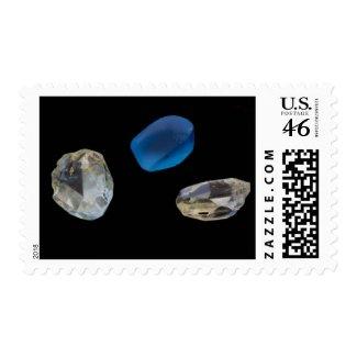Bling 8 postage stamp