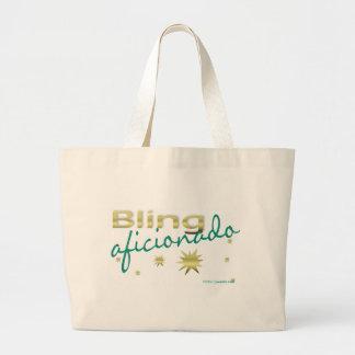 Bling Aficionado Canvas Bag