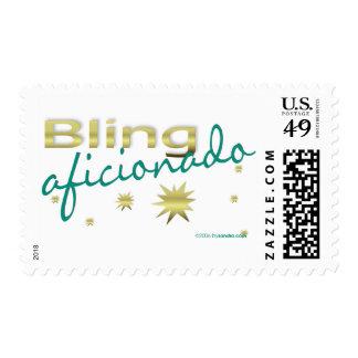 Bling Aficionado Stamps