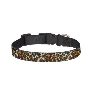 Bling Animal Print  Pattern Pet Collars