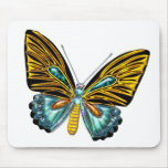 Bling Bling Butterfly Mouse Pads