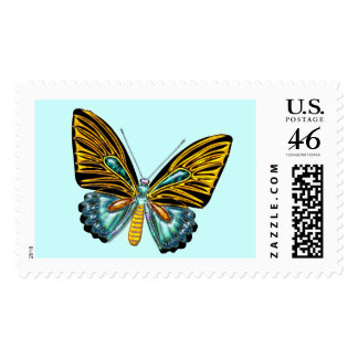 Bling Bling Butterfly Stamps