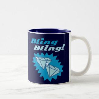 Bling Bling Coffee Mugs