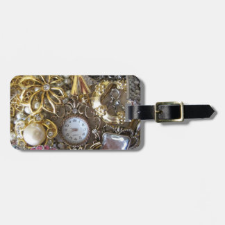 bling bling jewelry collection bag tag