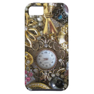 bling bling jewelry collection iPhone 5 case