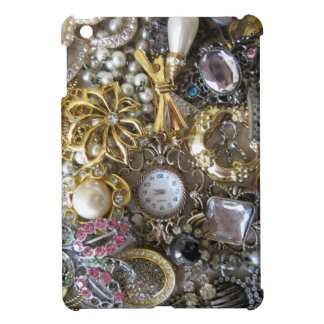 bling bling jewelry collection iPad mini covers