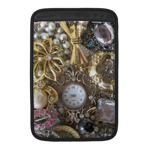 bling bling jewelry collection MacBook air sleeves