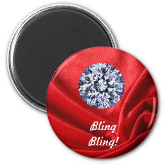 Bling bling! Magnet