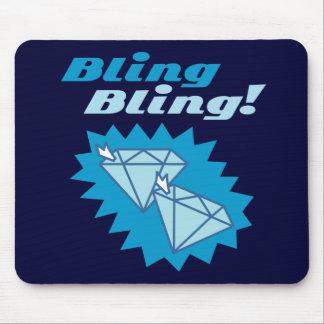 Bling Bling Mouse Pad