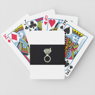 Bling bling! bicycle card deck