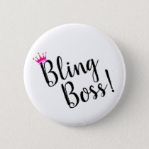 Bling Boss Button