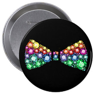 Bling Bow Tie .... : ) Button