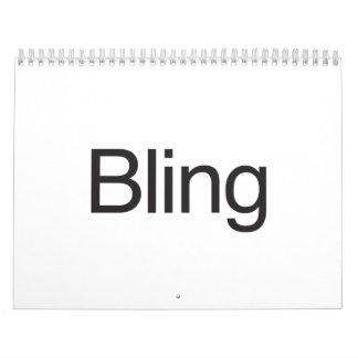 Bling Calendar