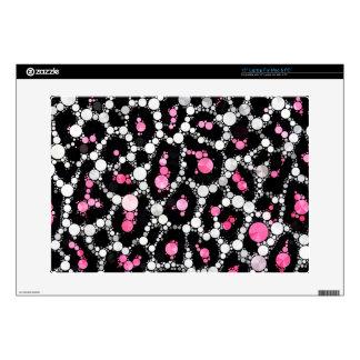 """Bling Cheetah Print Skins For 15"""" Laptops"""