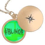 Bling. Custom Necklace