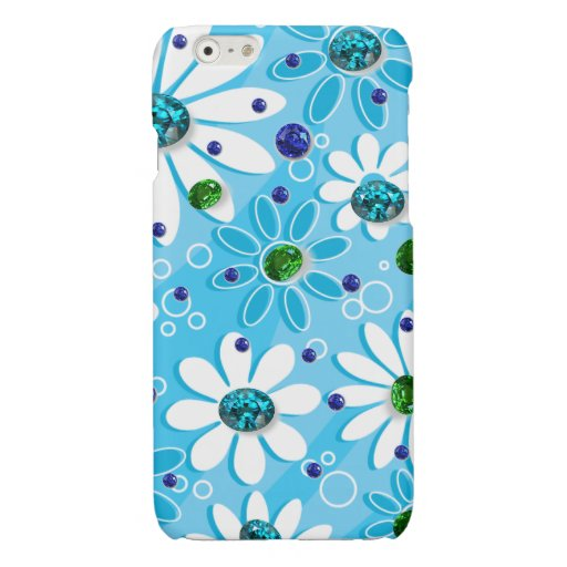 Bling Daisy Phone Case