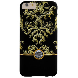 Bling Damask Style Barely There iPhone 6 Plus Case