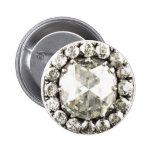 Bling Diamond Rhinestone Vintage Costume Jewelry Pins
