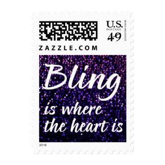 Bling es donde está sellos el corazón