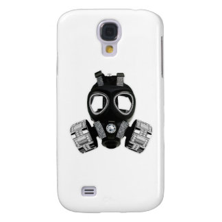 Bling Gas Mask Samsung S4 Case