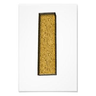 Bling Gold I Art Photo